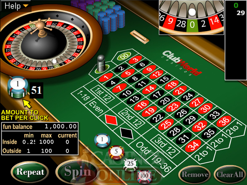 Casino online games programming